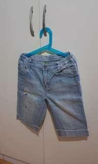 Bossini maong shorts