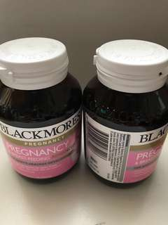 Blackmore pregnancy & breastfeeding supplement