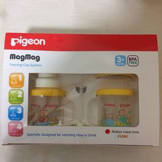Pigeon Mag Mag Training Cup Set