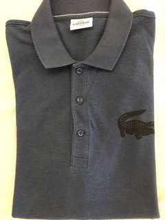 🚚 Lacoste大隻logo基本款 男polo衫