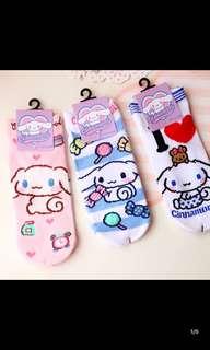 日本Sanrio 玉桂狗襪子、$50、3⃣️對。(包郵)