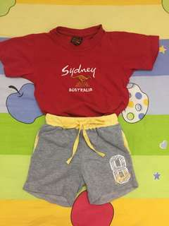 Kid's casual set