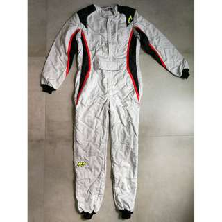 P1 Turbo Race Suit