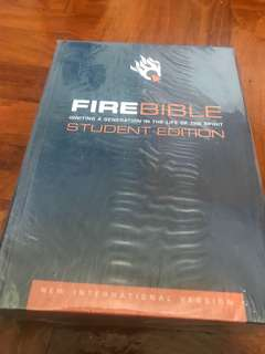 Fire Bible: Student Edition