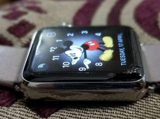 Apple Watch 38mm Steel