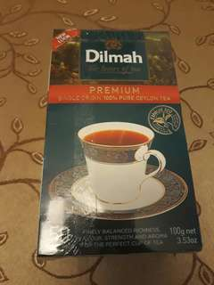 DILMAH!!! FINEST TEA IN THE WORLD!