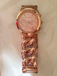 Authentic mk watch.