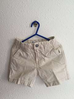 Boys 1-3 years cargo shorts