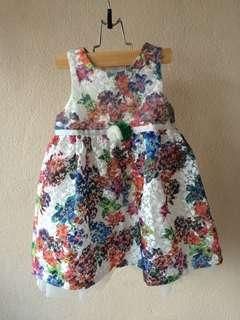 Girl dress for 4-5 yo