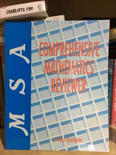 MSA Textbooks College Review