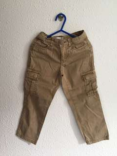 Boys 2-3 year old cargo pants