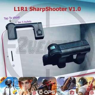 •INSTOCK•L1R1 Sharpshooter ROS PUBG Controller V1.0