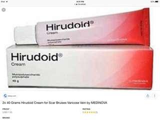 Hirudroid cream
