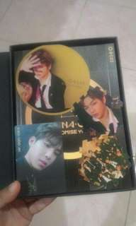 [WTS] Wanna One - I Promise You (Night Version)