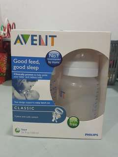 Philips Avent Classic 9oz/260ml twin pack