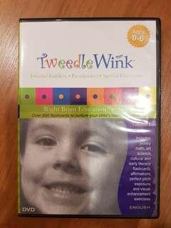 Tweedle Wink DVD