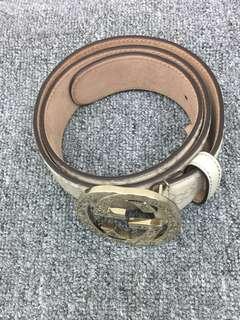 🈹️價$1700💯real Gucci Belt