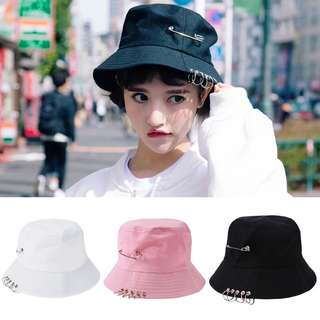 Ring Bucket Hat