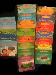 Usborne Books/ Readers