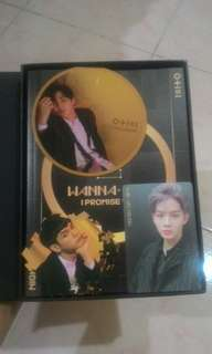 [WTS] WANNA ONE - I Promise You (Night Ver)