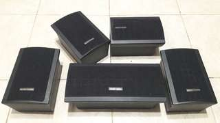 5-in-1 speakers