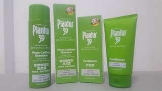$25 a set. BNIB Plantur 39 Phyto-Caffeine Shampoo & Conditioner