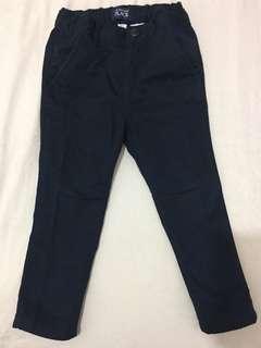 Pants Navy size 3 taon
