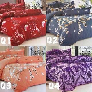 Comforter bedsheets