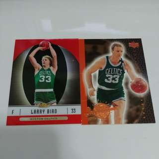 Larry Bird 珍藏球星卡 NBA Boston