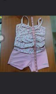 (Price reduced RM15) Ovigal swim wear for kids #swimming suit