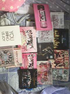 [clearance sale] girls generation preloved album