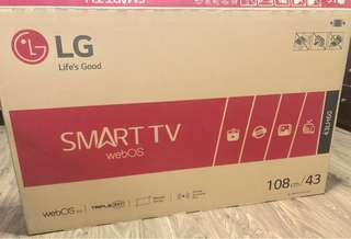 (Reserved) LG 43LH600T 43 Inch Smart Full HD LED TV | WIFI |