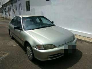 Honda Civic EG Year 1992