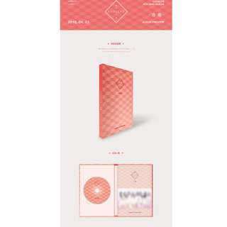 Lovelyz Mini Album Vol. 4 - Heal