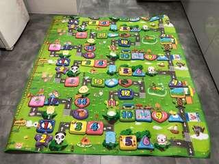 Thin Large Playmat