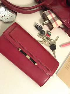 Purse Diane Von Fuurstenberg in Red