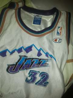 Vintage Champion NBA Jerseys