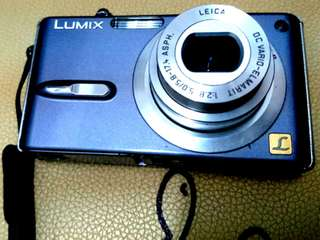 Panasonic Lumix Japan made digital camera