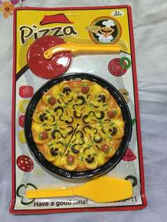Pizza slice toy 🍕