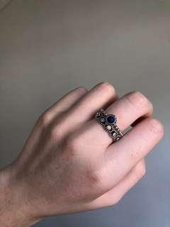 Pandora Birthstone Ring