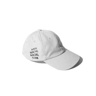 ASSC white cap