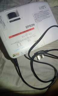 Epson projector for rent [3LCD]