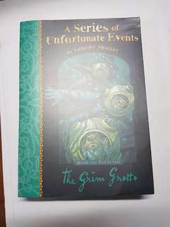 A series of unfortunate events book 11 and book 4