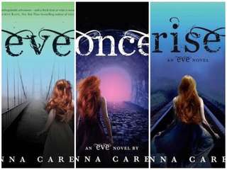 Eve Series by Anna Carey (EBOOK)