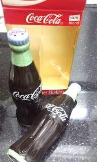 1996年可口可樂 (鹽和胡椒瓶--陶瓷製)