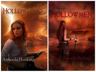 The Hollows Series by Amanda Hocking (EBOOK)