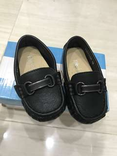 Meet My Feet Black Shoes 11.5 cm