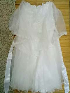 White Princess Dress