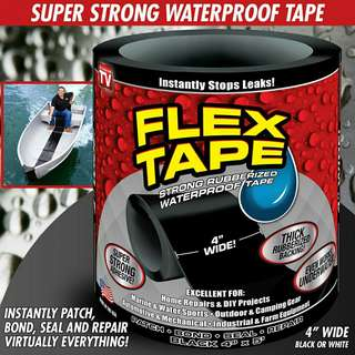 Flex tape strong rubberized water proof