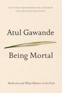 Being Mortal by Atul Gawande (EBOOK)